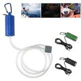 Aquarium Fish Tank Portable USB Mini Oxygen Air Pump Mute Energy Saving Supplies Air Pump Aquarium Aquatic Pet Supplies