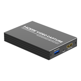 HDMI zu USB3.0 Video Capture Karte 4k30hz Spiel Live HD Erfassungskarte Live Recording Box Spiel HD Video Recorder Zenhon T-402