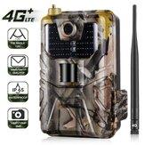 Suntek HC-900LTE 4G MMS SMS Email 16MP HD 1080P 0,3 s Wyzwalacz 120 ° Zasięg IR Wersja nocna Wildlife Trail Kamera myśliwska Trap Camera
