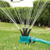 360 ° Yağmurlama Sistemi Bahçe Sulama Çoklu nozullu Çimen Yeşil Çatı Soğutma Döner Püskürtücü