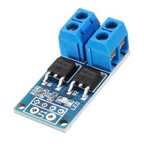 10Pcs MOS Trigger Switch Driver Module FET PWM Regulador High Power Electronic Switch Control Board