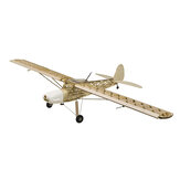 Модернизированный Dancing Wings Hobby Fieseler Fi 156 Storch 1600 мм размах крыльев Blasa Wood Лазер Cut Warbird RC Airplane KIT