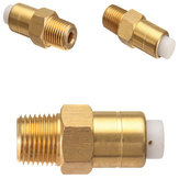 1/4 Inch Thermal Release Safety Relief Brass Valve For Pressure Washer Water Pump