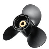 9 1/4 x 9 Aluminum Boat Outboard Propeller Fit For Suzuki 8-20HP 58100-93723-019 Evinrude Johnson