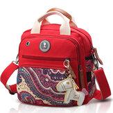 Płócienne torby wielofunkcyjne damskie na ramię