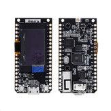 LILYGO® TTGO LORA32 V1.3 868 Mhz ESP32 0.96 İnç Anten ile OLED Kablosuz WiFi bluetooth Modülü
