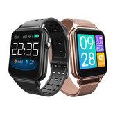 Bakeey Y6 Pro Muziekbediening Weer Push Fun Dynamisch pictogram Smart Watch Hartslag Bloeddrukmeter Stopwatch Smart Watch