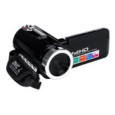 4K Full HD 1080P 24MP 18X Zoom 3 Inch LCD Digital Camcorder Video DV Camera 5.0MP CMOS Sensor for YouTube Vlogging