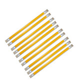 10pcs LUSTREON Blanco cálido de alta potencia 10W COB LED Chip Light DC12-14V para DIY 200x10MM Lámpara