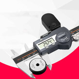 0-150/200/300mm bluetooth Digital Caliper Stainless Steel Electronic Caliper Measuring Tool Support Mobile Phone