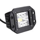 5-calowy podtynkowy LED Work Light Strąki Combo Beam IP68 9-32V 48W 2400LM 6500K 1 SZT