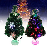 Christmas Party Home Decoration 45CM LED Glowing Tree Ornament Toys For Kids Children Gift
