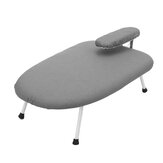 Portable Folding Ironing Board Table for Home Dorm 61 X 36 X 3.5cm