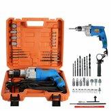 220 V 2200 W Elektrische Klopboormachine Kit Waterdichte Boormachine Huishoudelijke 13mm Chuck 28 stks