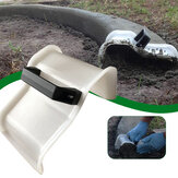 19x10x13cm Concrete Trowel Landscaping Edging Cement Shaper Homemade Landscape Edge Tool