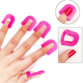26Pcs Nail Polish Fingernail Edge Printing Anti Overflow