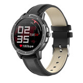 Bakeey CF19 1.3inch Full-touch Round Screen Heart Rate Blood Pressure Oxygen Monitor 23 Sport Modes Smart Watch