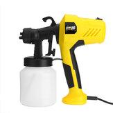 400W 800ML Electric Paint Sprayer HVLP Portable Handheld Air Spray Machine