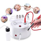 3 in 1 Diamond Microdermabrasion Dermabrasion Machine Facial Beauty Equipment for Skin Peeling Rejuvenation Lifting Tightening Beauty Device Suction Power 0-55cmHg