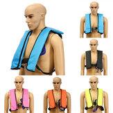 Wassersport Schwimmen Angeln Survival Jacket Erwachsene Schwimmen Bootfahren Segeln Angeln Aufblasbare Schwimmweste