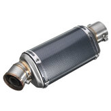 38-51mm Stainless Steel Universal Motorcycle Exhaust Muffler Pipe