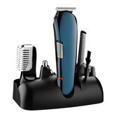 9 In 1 USB Professional Hair Clipper Fast Charging Eledtric Hair Trimmer Razor Beard Carving Hair Style Haircut Barber Tool