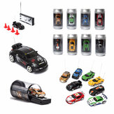 Mini Can remoto Radio Control Racing RC Car Vehicles Modelo LED Light