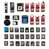 Geekcreit 37 In 1 Sensor Module Board Set Starter Kits SENSOR KIT For Arduino Plastic Bag Package