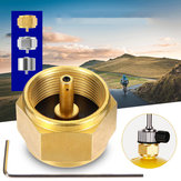APG Camping Stove Converter Gas Tank Adapter Outdoor Burner Tank Connector Picnic BBQ Equipment