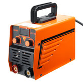 30-200A 220V Mini Fully Automatic IGBT Inveter MMA/ARC Weilding Tools Handheld Display Pure Copper Welding Machine