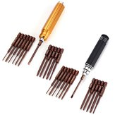 12 in 1 Repair Screwdriver Sets Repairtoolkit Prision Gold/Black Screwdriver