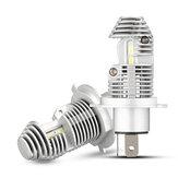 NovSight N36 2PCS H4 12V 40W 8000LM 6000K LED Фара мотоцикл Лампа Авто Лампы Hi lo Лампа Противотуманные фары