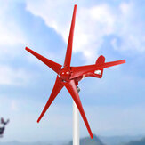 Minleaf ML-WT2 1000W Wind Power Electricity Generator 12V/24V 5 Wind Blades Horizontal Wind Generator With Controller Wind turbines Blade