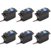 6PCS JX PDI 5521MG 20KG High Torque Metal Gear Digital Servo para RC Modelo