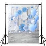 3x5ft Balloon Wall Baby Photography Vinyl Background Board Photo Studio Drops