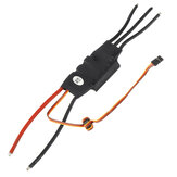 80A Brushless Governor Helicopter ESC mit Slow Start-Funktion 2-7S