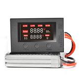 HOTRC BX200 Voltage Tester Alarma del zumbador de bajo voltaje Batería Voltage Checker Radio Pantalla para 2-7S Lipo Batería