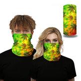 Multi-usage Balaclava Bandana Head Neck Scarf UV Protection Masque facial Cyclisme Randonnée Cheveux Accessoires Bandeau Bandana Scarf