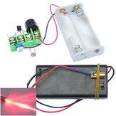 3Pcs DIY Infrarrojo Láser que apunta el equipo antirrobo del módulo de la alarma antirrobo