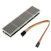 MAX7219 Dot Matrix Module 4-i-1 LED-displaymodul