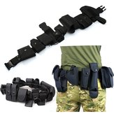10 in 1 Sports Tactical Gürtel Racing Wandern Military Outdoor Games 800D Nylon Gurte