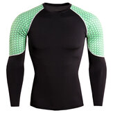 JACK CORDEE Sports Tights PRO Splice Color T-shirt