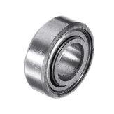 10Pcs 6mmx12mmx4mm Steel Shielded Deep Groove Ball Bearing MR126zz