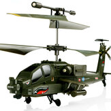 SYMA S109G 3.5CH Beast RC Helicopter RTF AH-64 Militair model kinderspeelgoed