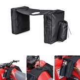 Motorcycle Canvas Fuel Tank Saddlebags Motorbike Left Right Side Saddle Swingarm Tool Bags