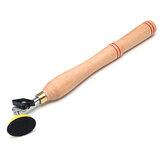 Outil de ponçage de ponceuse en bois avec disque de ponçage pour outil de tournage en bois à bois