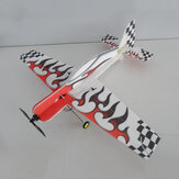 Yak54 650mm Wingspan Indoor & Outdoor Flying EPP 3D Aerobatic RC Airplane KIT