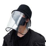Cappello protettivo da sole da uomo per protezione scudo viso professionale per uomo Maschera Cappello da arrampicata per escursionismo