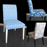 Household Chair Cover Elastic Anti-fouling Seat Sub-set 3 Colors Chioce Chairs Covers Hotel