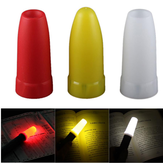 Convoy 24,5mm LED Torcia bianco / giallo / rosso Diffusore Convoy S2 S3 S4 S5 S6 S7 S8 Accessori torcia
